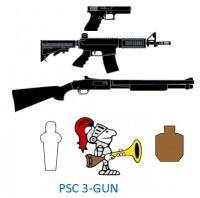 PSC 3-Gun Match:  Feb. 29, 2020